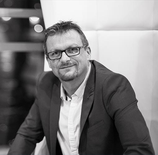 Nicolas Fontaine, directeur international - equipe wennev